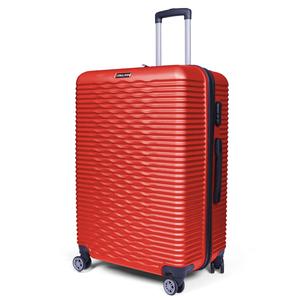 Coral High - Coral High Kırmızı Büyük Boy 70 cm Seyahat Valizi