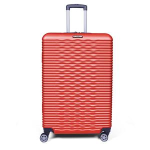 Coral High - Coral High Kırmızı Büyük Boy 70 cm Litre Seyahat Valizi (1)