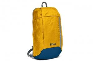 iBag - iBag İki Bölmeli Sarı Sırt Çantası