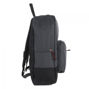 Jansport - Jansport Black Label Koyu Gri Sırt Çantası (1)