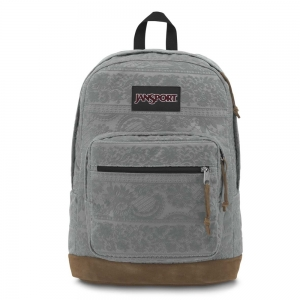 Jansport - Jansport Right Pack Expressıons Gri Sırt Çantası