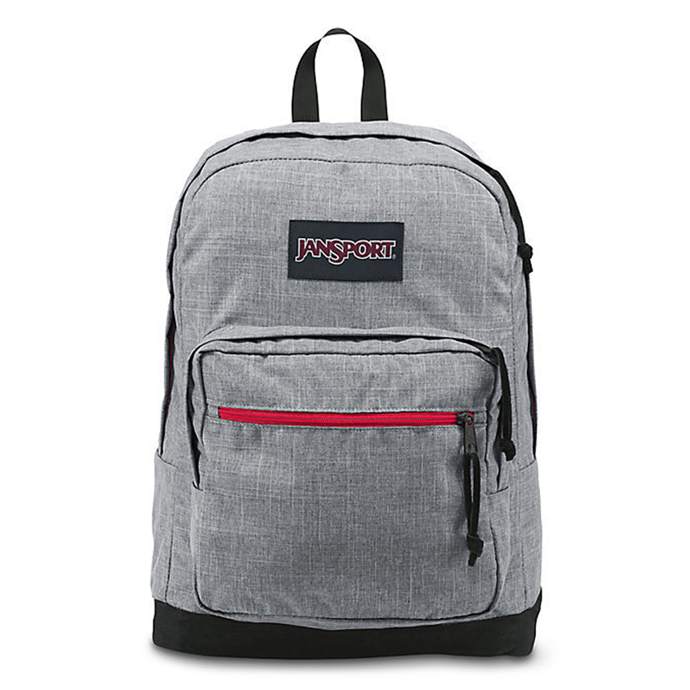 Jansport - Jansport Right Pack Expressıons Kırçıllı Gri Sırt Çantası