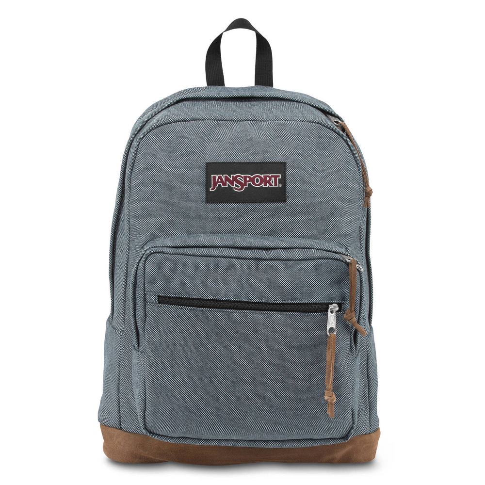 Jansport - Jansport Right Pack Expressıons Kırçıllı - Kot Sırt Çantası
