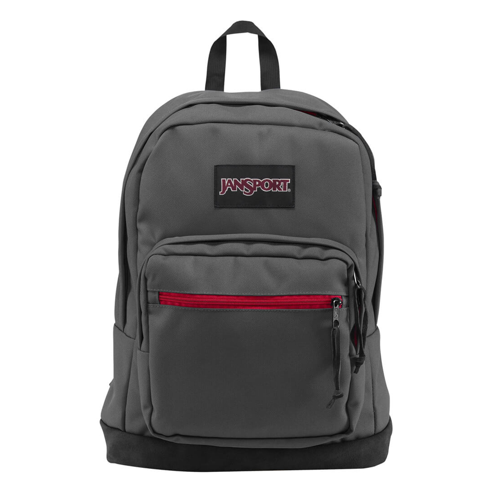Jansport - Jansport Right Pack Koyu Gri Sırt Çantası