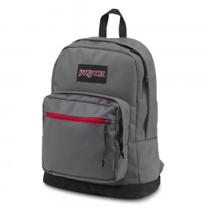 Jansport - Jansport Right Pack Koyu Gri Sırt Çantası (1)