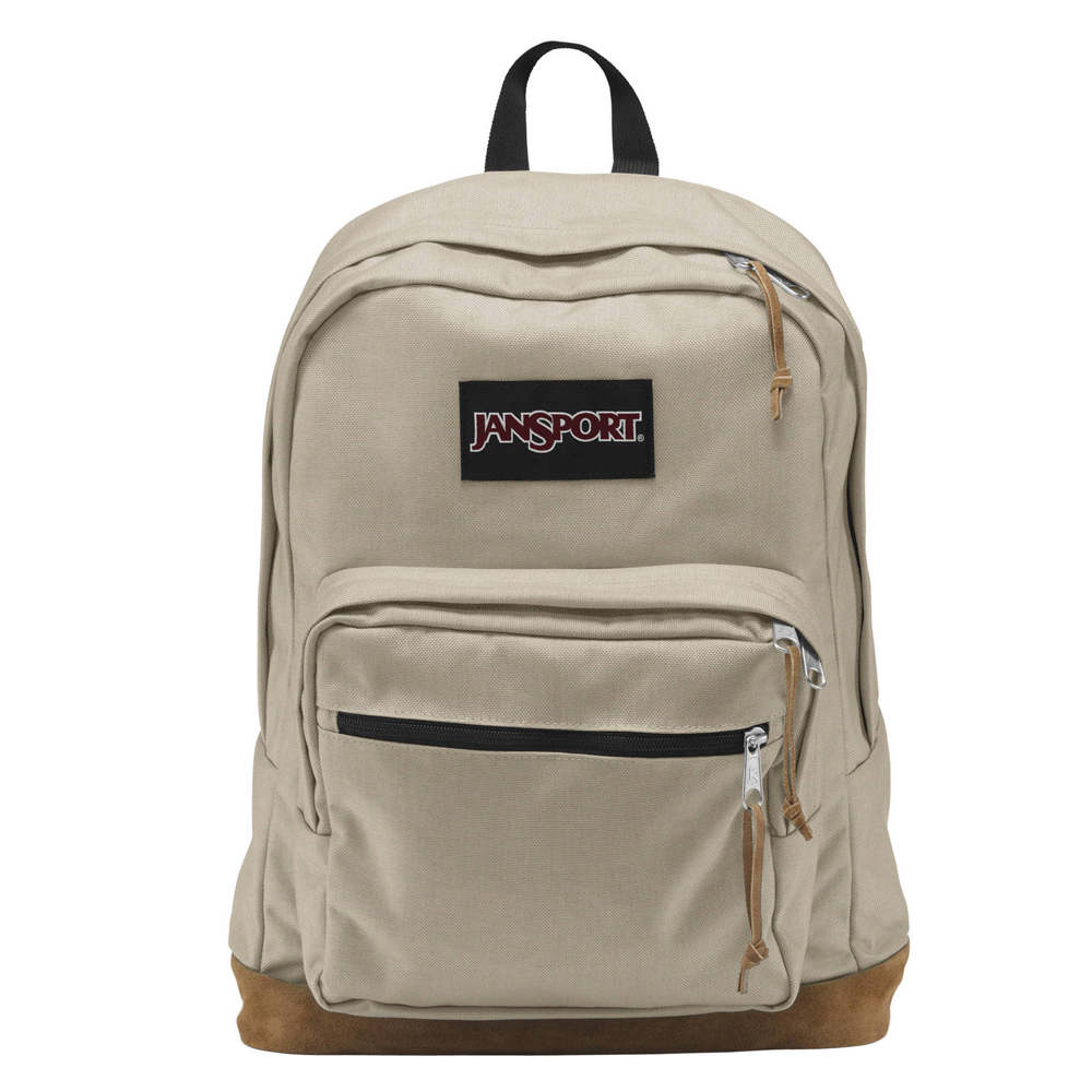Jansport - Jansport Right Pack Kum Rengi Sırt Çantası