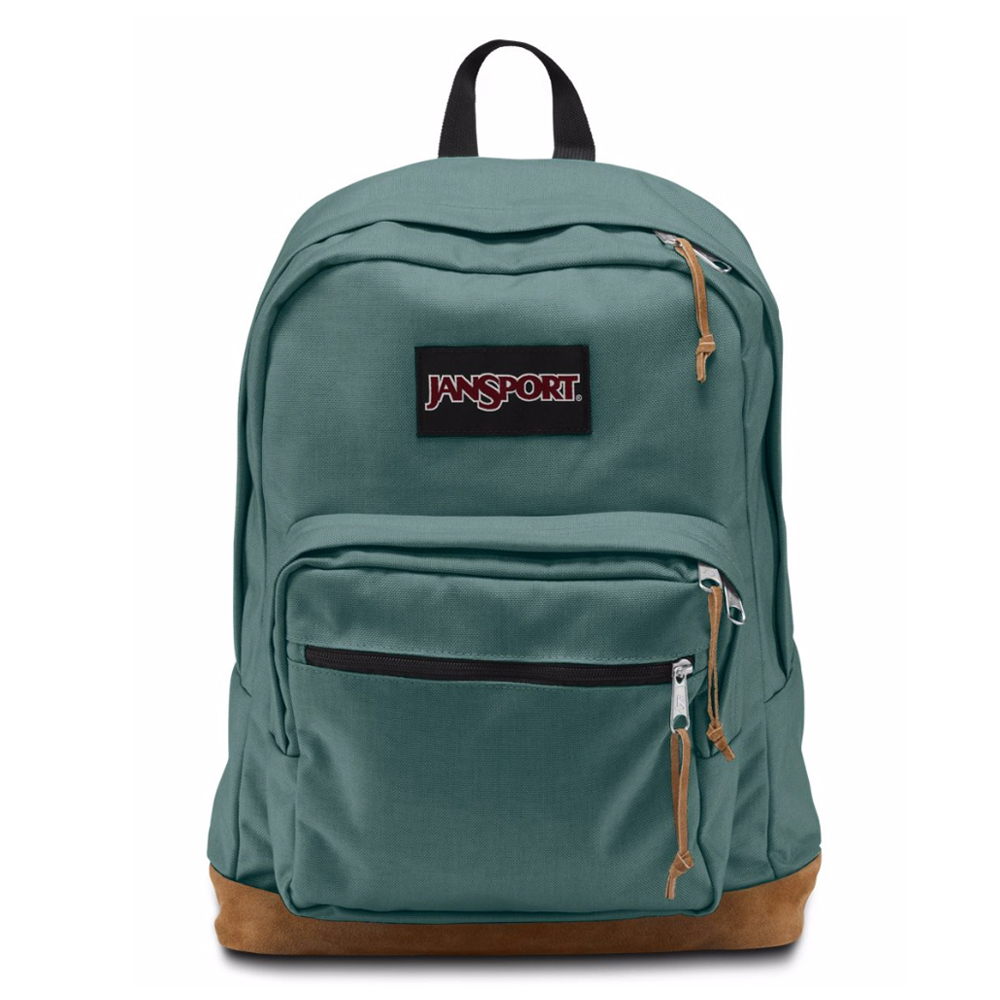 Jansport - Jansport Right Pack Petrol Yeşili Sırt Çantası