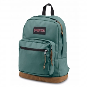 Jansport - Jansport Right Pack Petrol Yeşili Sırt Çantası (1)