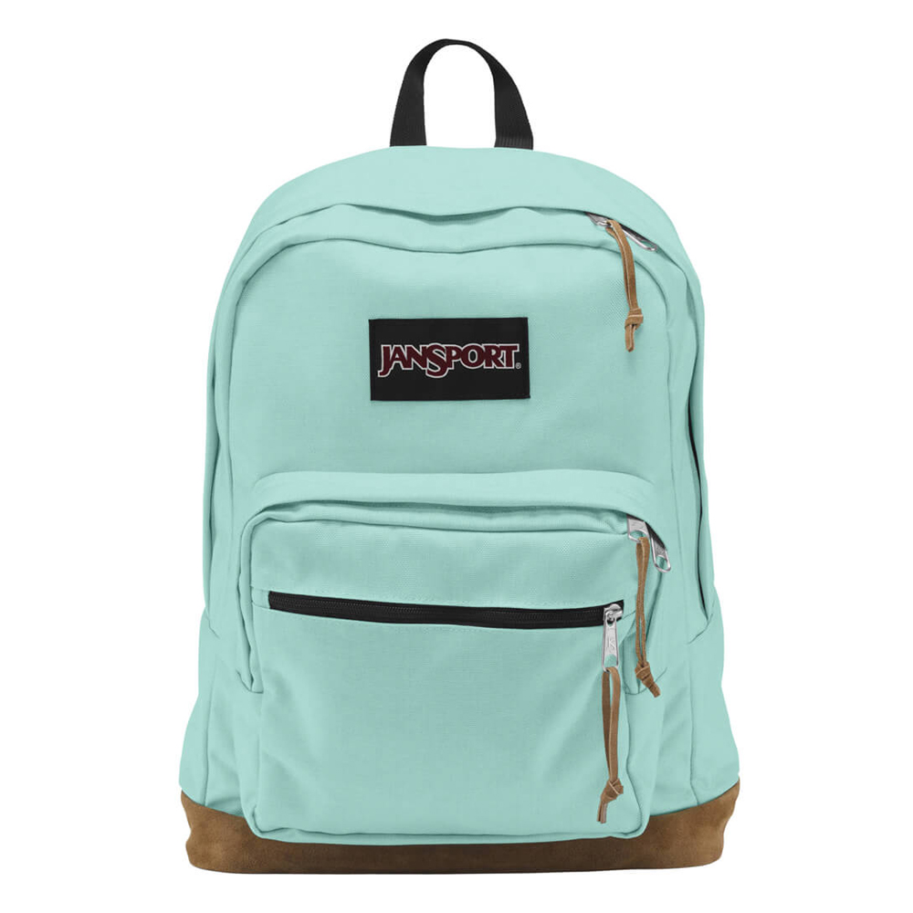 Jansport - Jansport Right Pack Su Yeşili Sırt Çantası