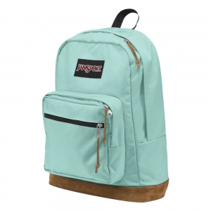 Jansport - Jansport Right Pack Su Yeşili Sırt Çantası (1)
