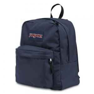 Jansport - Jansport Spring Break Lacivert Sırt Çantası (1)