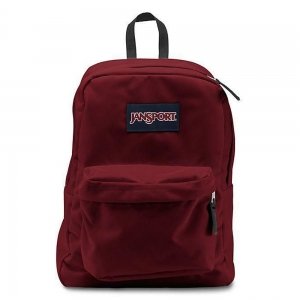 Jansport - Jansport Superbreak Bordo Sırt Çantası