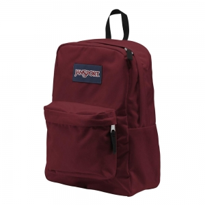 Jansport - Jansport Superbreak Bordo Sırt Çantası (1)