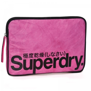 Superdry - Superdry Tek Bölmeli Laptop Çantası