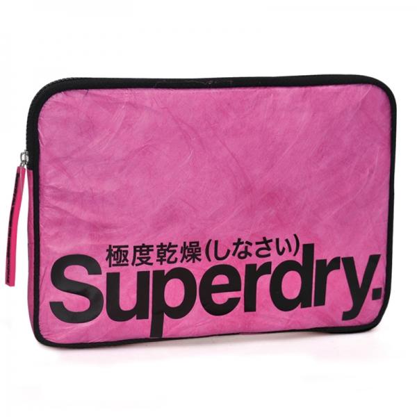 Superdry Tek Bölmeli Laptop Çantası