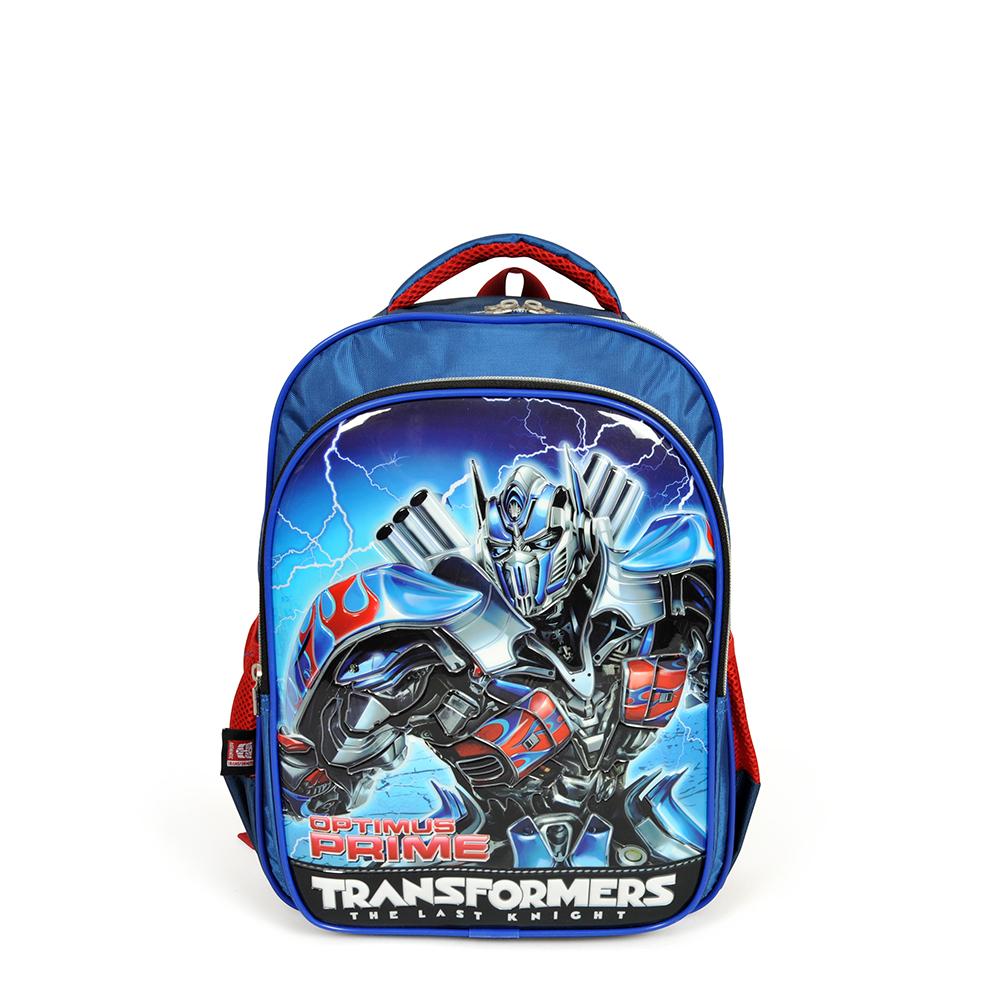 Transformers - Transformers İki Bölmeli Lacivert Okul Çantası